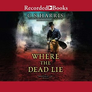 Where the Dead Lie audiobook cover art