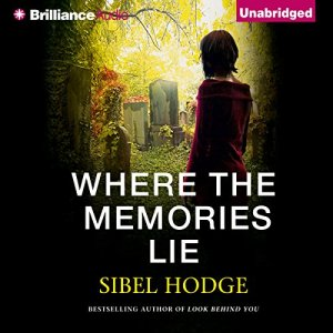 Where the Memories Lie audiobook cover art