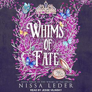 Whims of Fate audiobook cover art