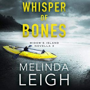 Whisper of Bones audiobook cover art