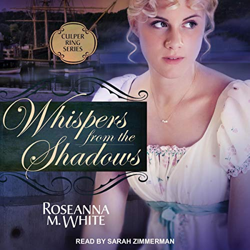 Whispers from the Shadows audiobook cover art