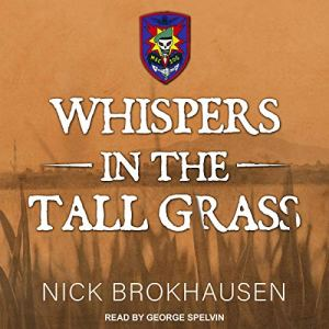 Whispers in the Tall Grass audiobook cover art