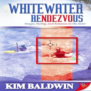 Whitewater Rendezvous audiobook cover art