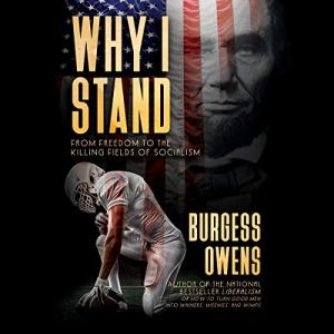 Why I Stand audiobook cover art