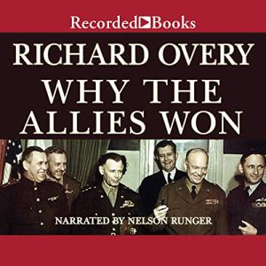 Why the Allies Won audiobook cover art