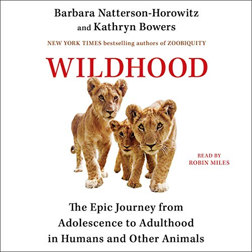 Wildhood audiobook cover art