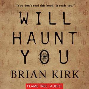 Will Haunt You audiobook cover art