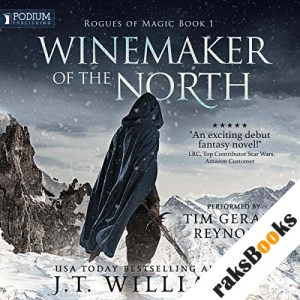 Winemaker of the North audiobook cover art