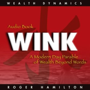 Wink and Grow Rich audiobook cover art