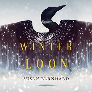 Winter Loon audiobook cover art