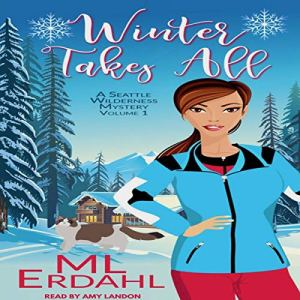 Winter Takes All audiobook cover art