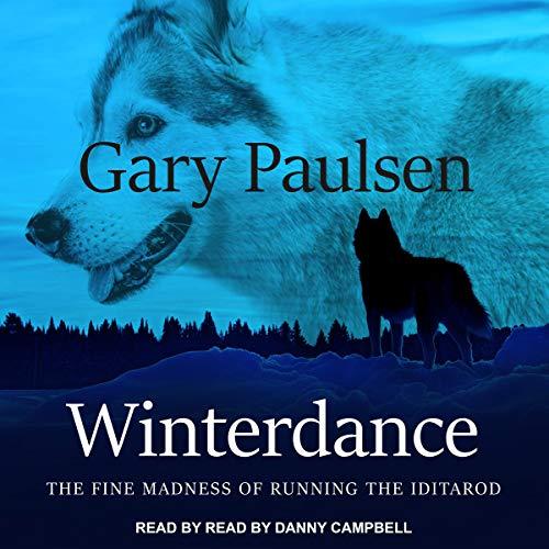 Winterdance audiobook cover art