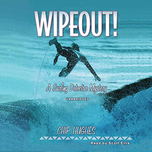Wipeout! audiobook cover art