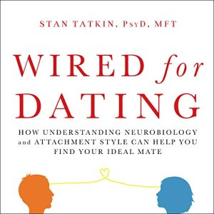 Wired for Dating audiobook cover art