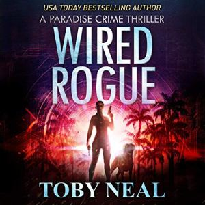 Wired Rogue audiobook cover art