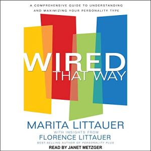 Wired That Way audiobook cover art