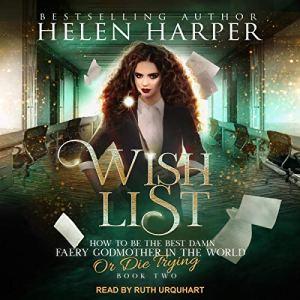 Wish List audiobook cover art
