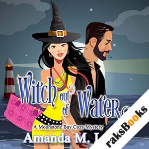 Witch Out of Water audiobook cover art