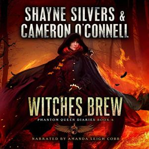 Witches Brew audiobook cover art