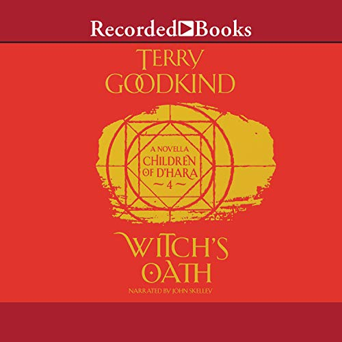 Witch's Oath audiobook cover art