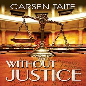 Without Justice audiobook cover art