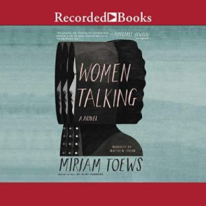 Women Talking audiobook cover art