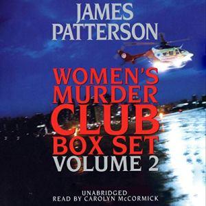 Women's Murder Club Box Set, Volume 2 audiobook cover art