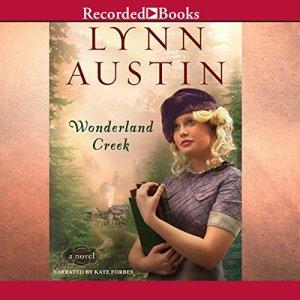 Wonderland Creek audiobook cover art