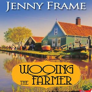 Wooing the Farmer audiobook cover art
