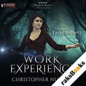 Work Experience audiobook cover art
