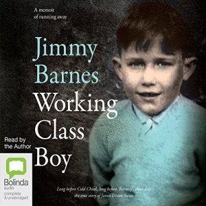Working Class Boy audiobook cover art