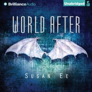 World After audiobook cover art