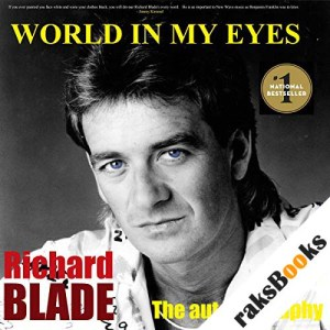 World in My Eyes: The Autobiography audiobook cover art