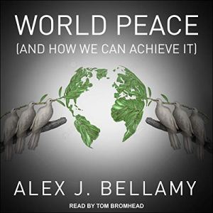 World Peace audiobook cover art