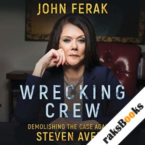 Wrecking Crew audiobook cover art