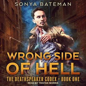 Wrong Side of Hell audiobook cover art