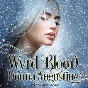 Wyrd Blood audiobook cover art