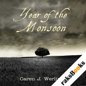 Year of the Monsoon audiobook cover art