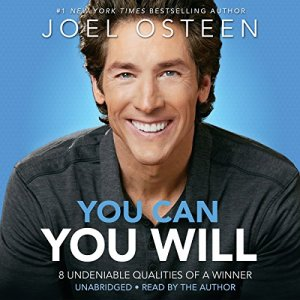You Can, You Will audiobook cover art