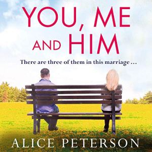You, Me and Him audiobook cover art
