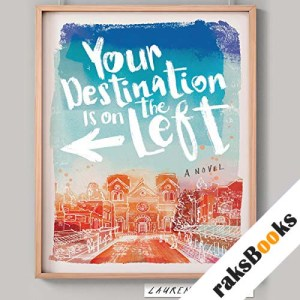 Your Destination Is on the Left audiobook cover art
