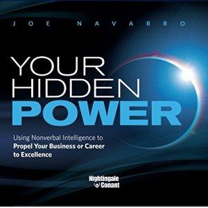 Your Hidden Power audiobook cover art