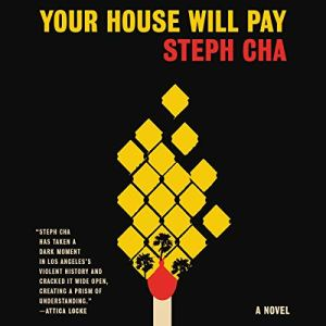 Your House Will Pay audiobook cover art