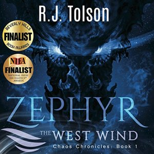 Zephyr the West Wind: A Tale of the Passion & Adventure Within Us All audiobook cover art