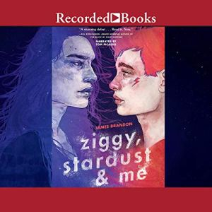 Ziggy, Stardust and Me audiobook cover art