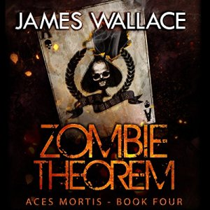 Zombie Theorem audiobook cover art