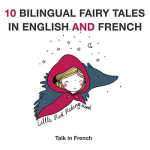 10 Bilingual Fairy Tales in French and English Audiobook By Charles Perrault cover art