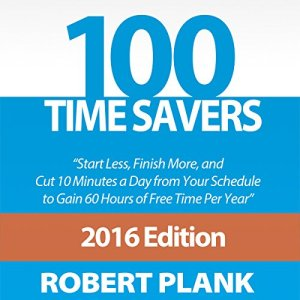 100 Time Savers Audiobook By Robert Plank cover art