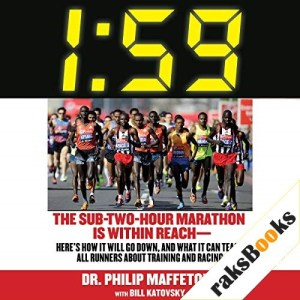 1:59 Audiobook By Philip Maffetone, Bill Katovsky cover art
