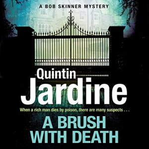 A Brush with Death Audiobook By Quintin Jardine cover art